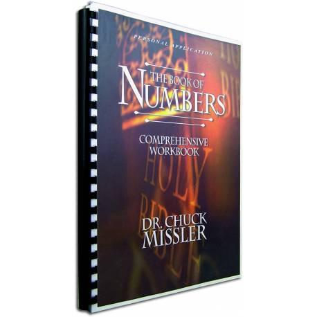 Numbers commentary (Chuck Missler) COMPREHENSIVE WORKBOOK