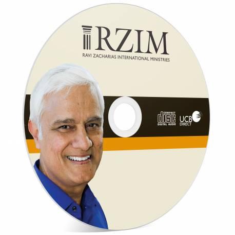 Brittle Clay in Tender Hands (Ravi Zacharias) AUDIO CD (1 disc)