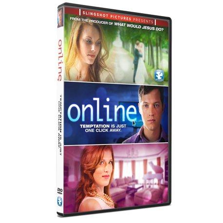 Online (MOVIE) DVD