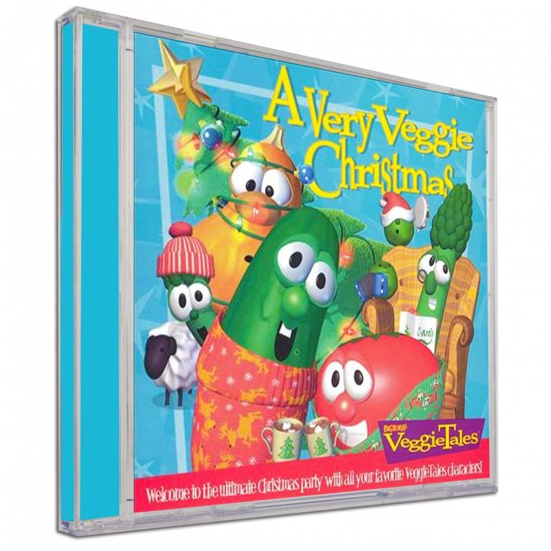A Very Veggie Christmas.Veggie Tales A Very Veggie Christmas Various Artists Cd Audio