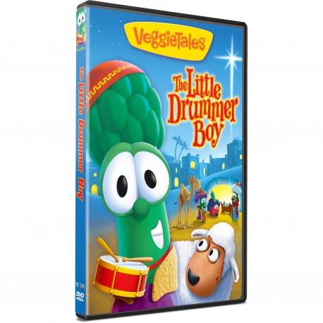 Veggie Tales: Little Drummer Boy (DVD)