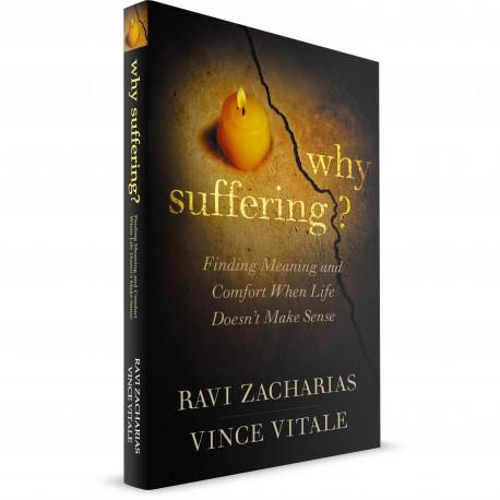 Why Suffering? (Ravi Zacharias) PAPERBACK