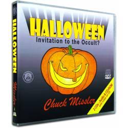 Halloween: Invitation to Occult? (Chuck Missler) AUDIO CD