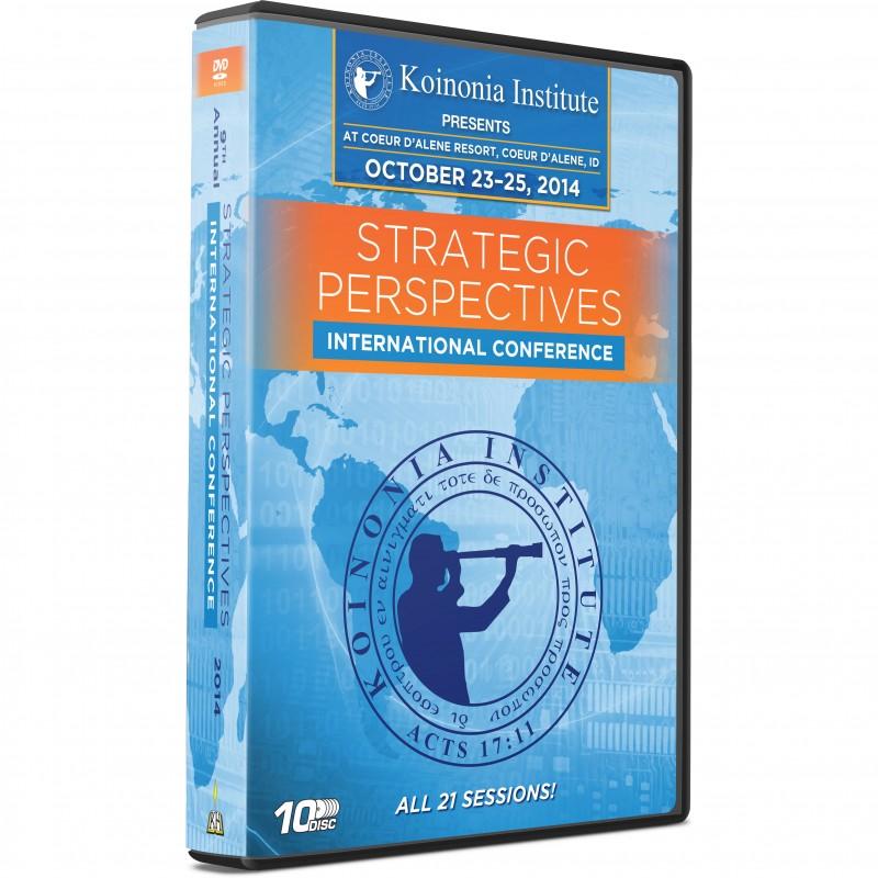 Strategic Perspectives Conference 9 2014 Chuck Missler