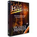 Hebrews commentary (Chuck Missler) DVD SET (16 sessions)