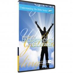 Free At Last: Understanding the book of Galatians (Kameel Majdali) MP3