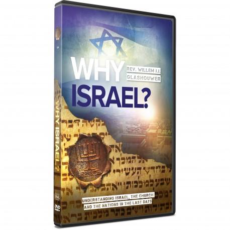 Why Israel? (Willem Glashouwer) 2 DVD SET