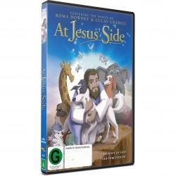 At Jesus' Side (movie) DVD