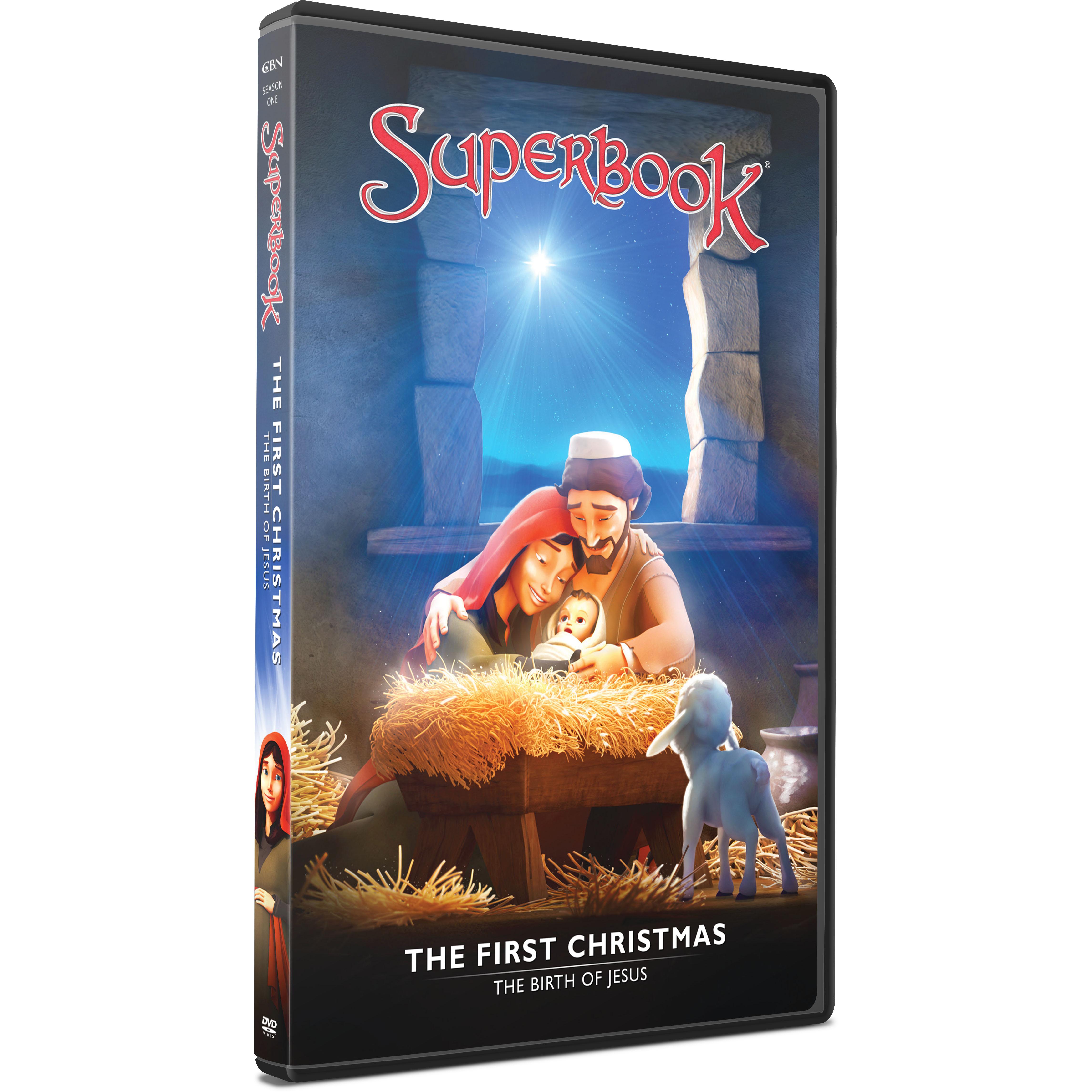 the first christmas superbook 12002dvdjpg