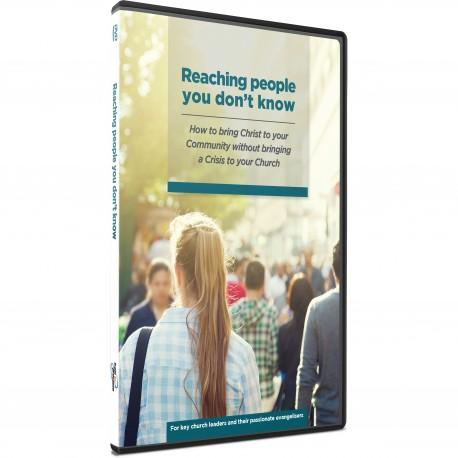 Reaching People You Don't Know (Stu Millar) DVD
