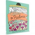 Color the Psalms (Michal Sparks) PAPERBACK