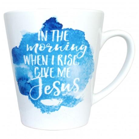 Latte Mug - Psalm 46:10