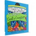 Color God's Creation (Caroline Simas) PAPERBACK
