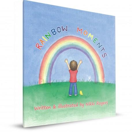 Rainbow Moments (Nikki Rogers) PAPERBACK