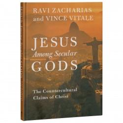 Jesus Among Secular Gods (Ravi Zacharias) HARDCOVER