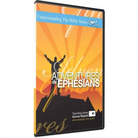 Adventures in Ephesians (Kameel Majdali) mp3