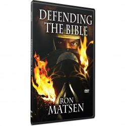 Defending the Bible (Ron Matsen) DVD