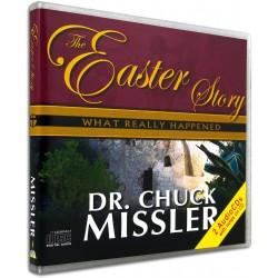 Easter Story (Chuck Missler) AUDIO CD