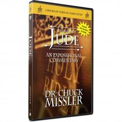 Jude Commentary (Chuck Missler) 4 DVD SET
