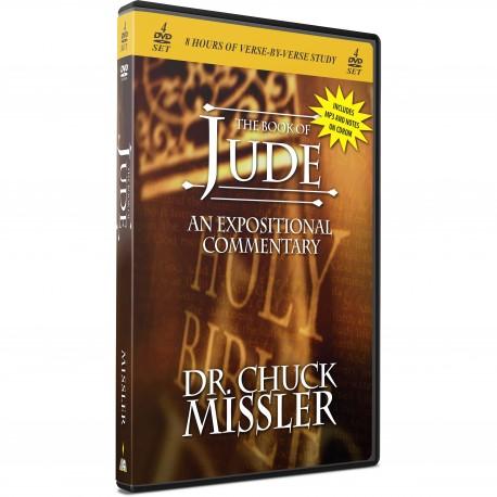 Jude Commentary (Ckuck Missler) 4 DVD SET