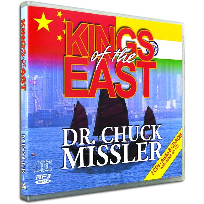 Kings Of The East Chuck Missler Audio Cd Bonus Mp3 Cd Rom