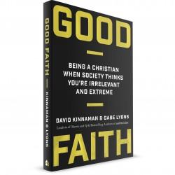 Good Faith (David Kinnaman & Gabe Lyons) PAPERBACK