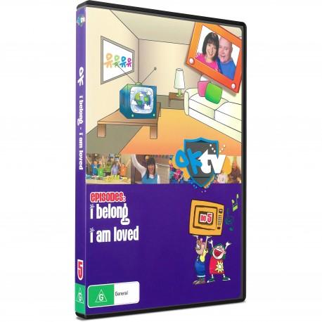 I Belong / I Am Loved (OKTV Series 1: Vol 5) DVD