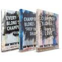 The Bloke Pack (Ian 'Watto' Watson) 3 x PAPERBACK