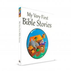 My Very First Bible Stories (Juliet David & Pauline Siewert) HARDCOVER