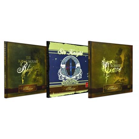 Lamplighter Theatre Pack 3 x AUDIO CD