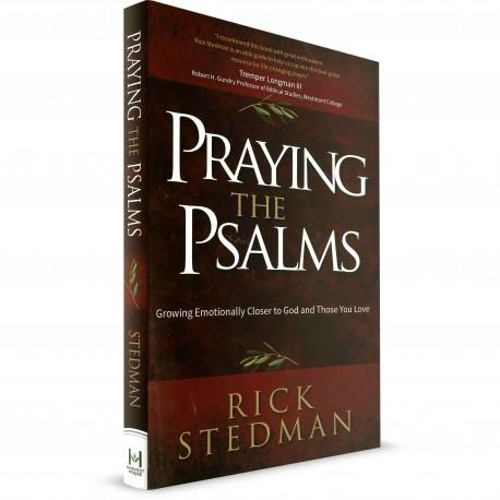 Praying Through the Psalms (Rick Stedman) PAPERBACK