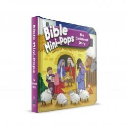 The Christmas Story - Bible Mini-Pop (Karen Williamson) SOFTCOVER