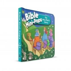 The Wise Men Bible Mini-Pops (Karen Williamson) SOFTCOVER
