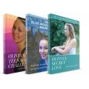 Olivia Robertson Books (Geoffrey Horne) 3 x PAPERBACKS