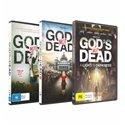 God's Not Dead Movie Pack (3 DVD)
