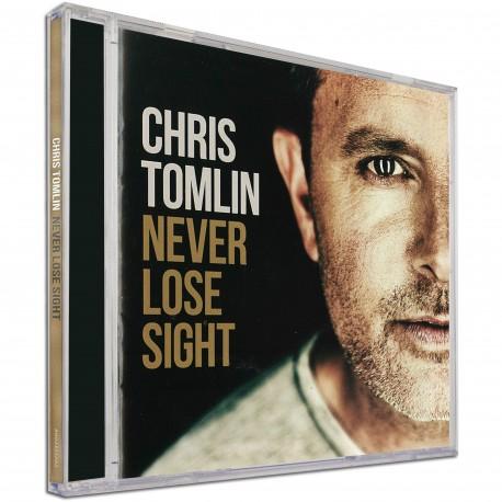 Never Lose Sight Chris Tomlin Audio Cd