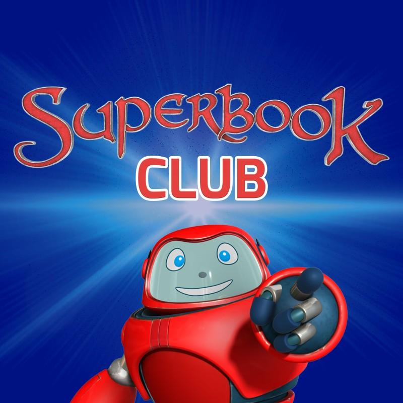 Superbook Dvd Club
