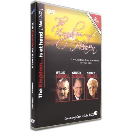 The Kingdom of Heaven 2010 tour (WALID SHOEBAT, CHUCK MISSLER, NANCY MISSLER) DVD