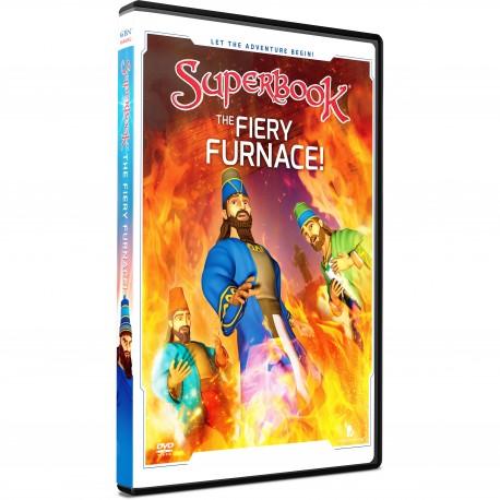 The Fiery Furnace (Superbook) DVD