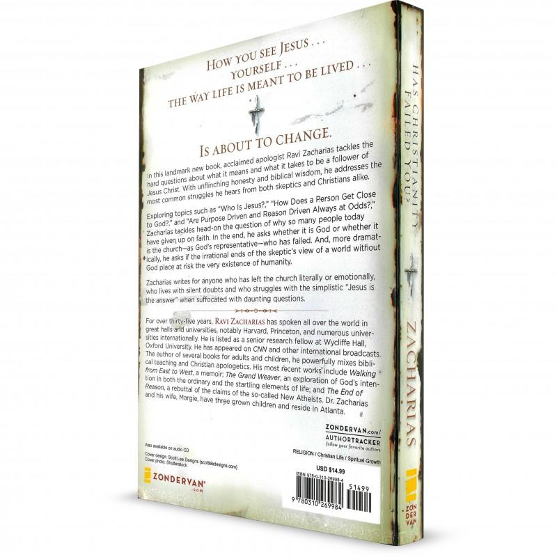 Has Christianity Failed You Ravi Zacharias Paperback