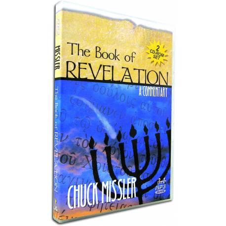 Revelation commentary (Chuck Missler) MP3 CD-ROM (24 sessions)
