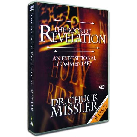 Revelation commentary (Chuck Missler) DVD SET (24 sessions)