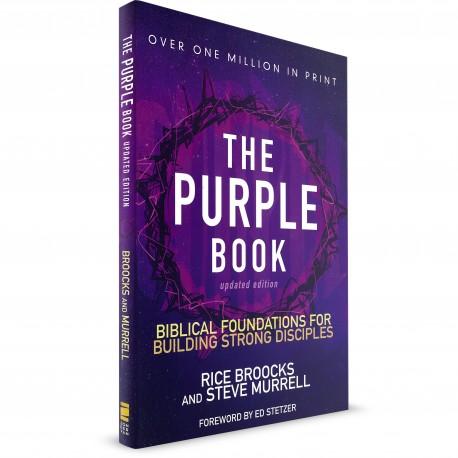 The Purple Book (Rice Brooks & Steve Murrell) PAPERBACK