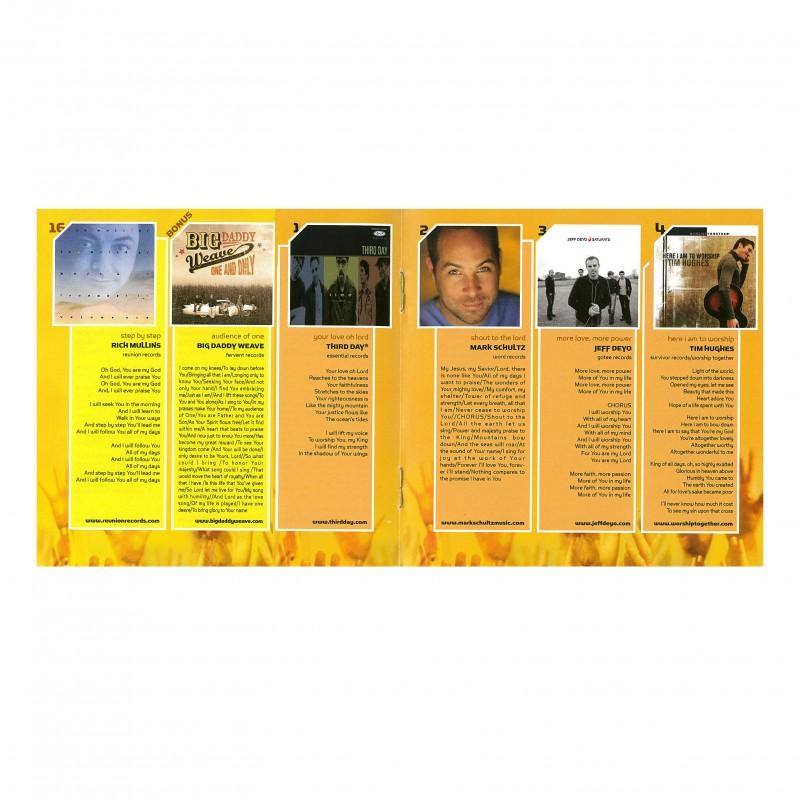 Wow Worship Yellow Audio Cd
