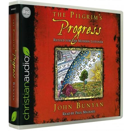 Pilgrim's Progress (John Bunyan, read by Paul Michael) AUDIO BOOK