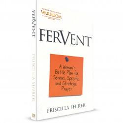 Fervent (Priscilla Shirer) PAPERBACK