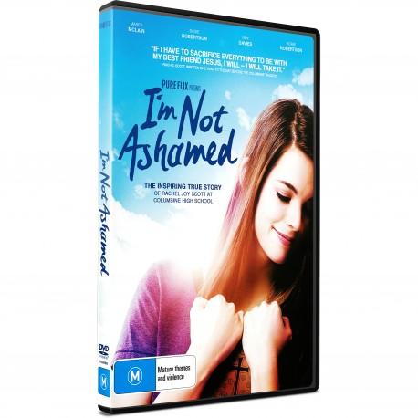 I'm Not Ashamed (MOVIE): The Rachel Scott Story