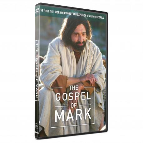 The Gospel of Mark (Word for Word Adaptation - NIV & KJV) DVD
