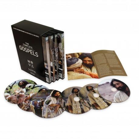 Complete Gospels (Lumo 6-Disc set) DVD