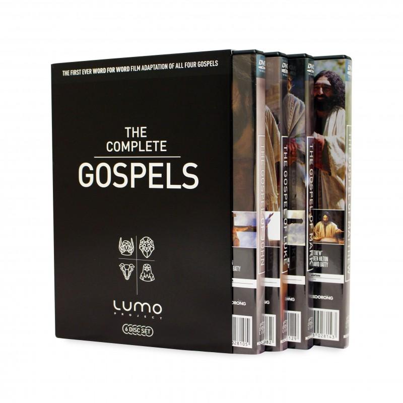 Complete Gospels Lumo 6 Disc Set Dvd